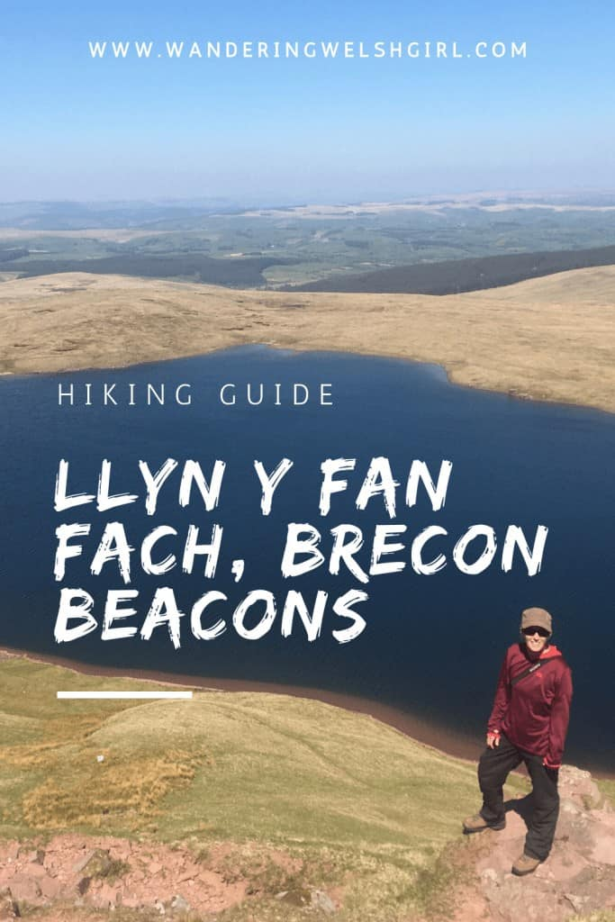 Walking routes of Llyn y Fan Fach and Llyn y Fan Fawr