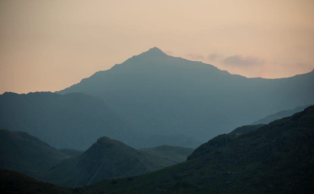 Snowdon is the highest mountain in Wales