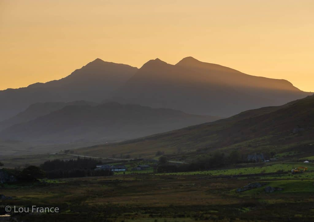 Mount Snowdon is a must visit on a trip to Wales