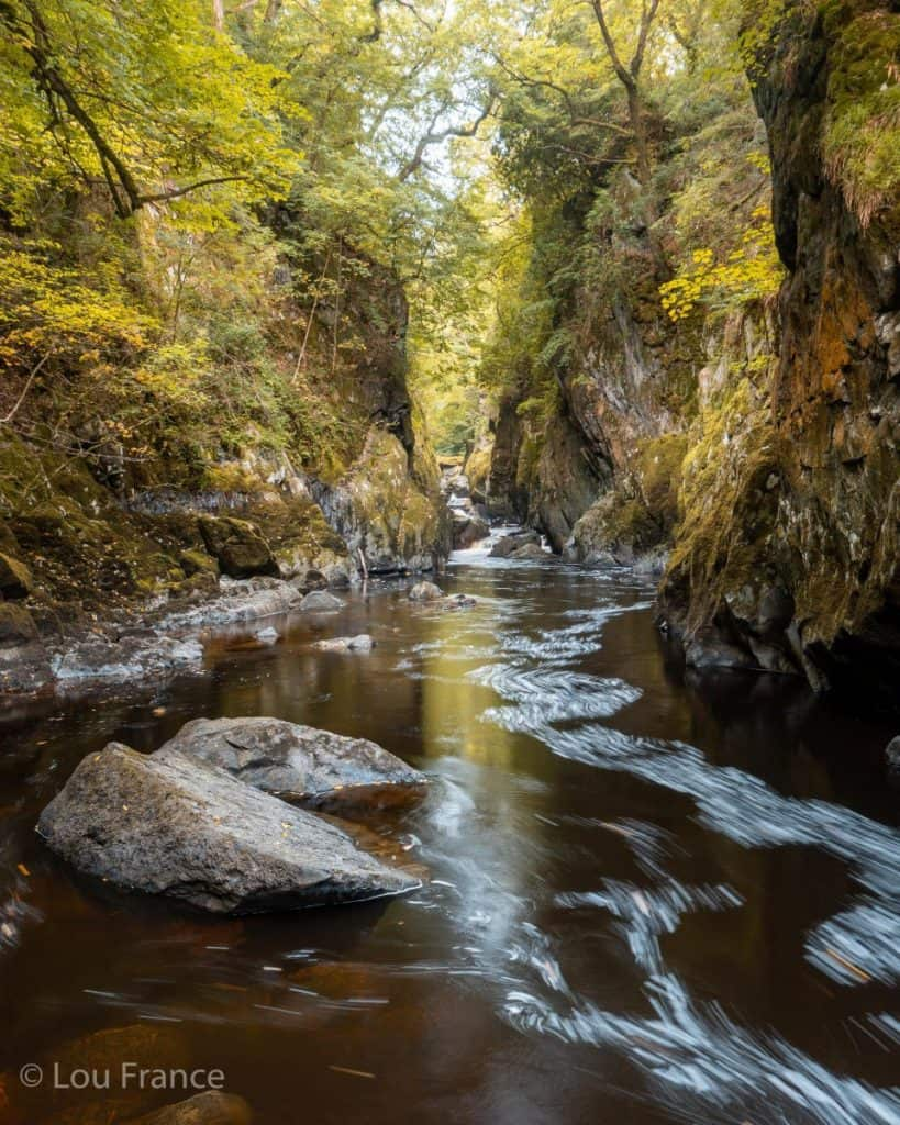North Wales photography at its best in the Fairy Glen