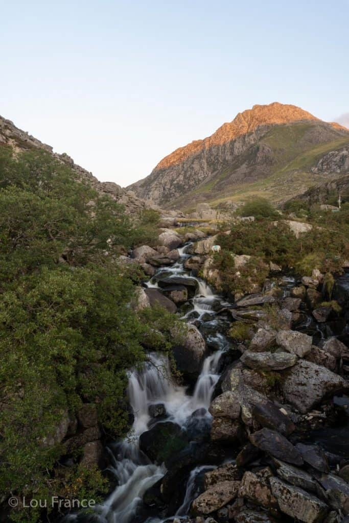 Snowdonia is on of the best locations for photography in North Wales