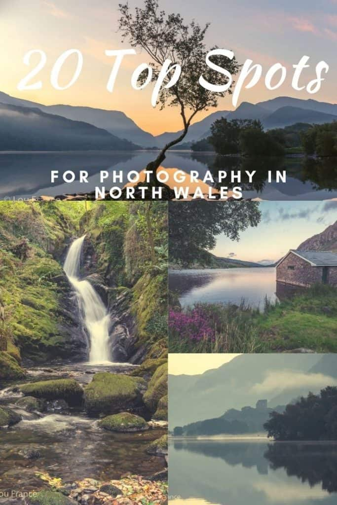 Discover the top 20 best locations for photographing North Wales