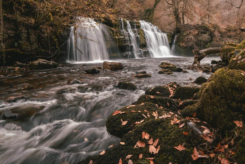 Waterfall country is one of the best places to go in Wales