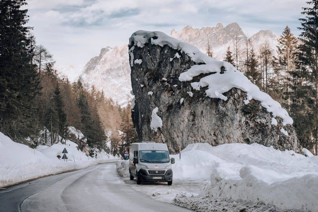 A diesel heater for your campervan is essential in cold winter months