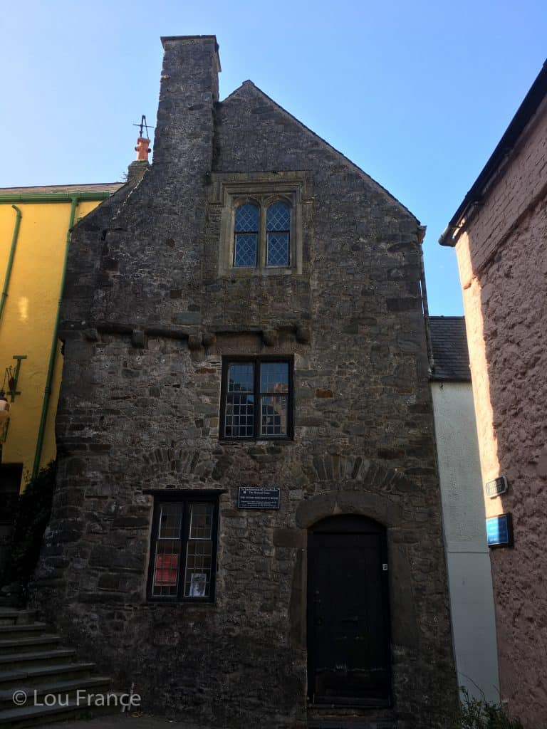 The Tudor Merchants House is a top thing to do in Tenby