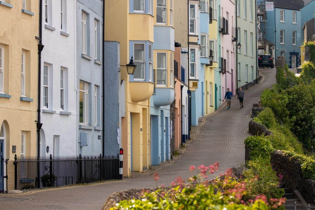 Tenby has lots of Insta-friendly shots to offer